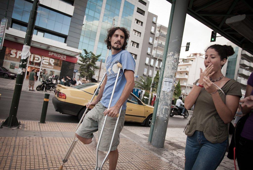Giorgos, Athens - Athen (2009)