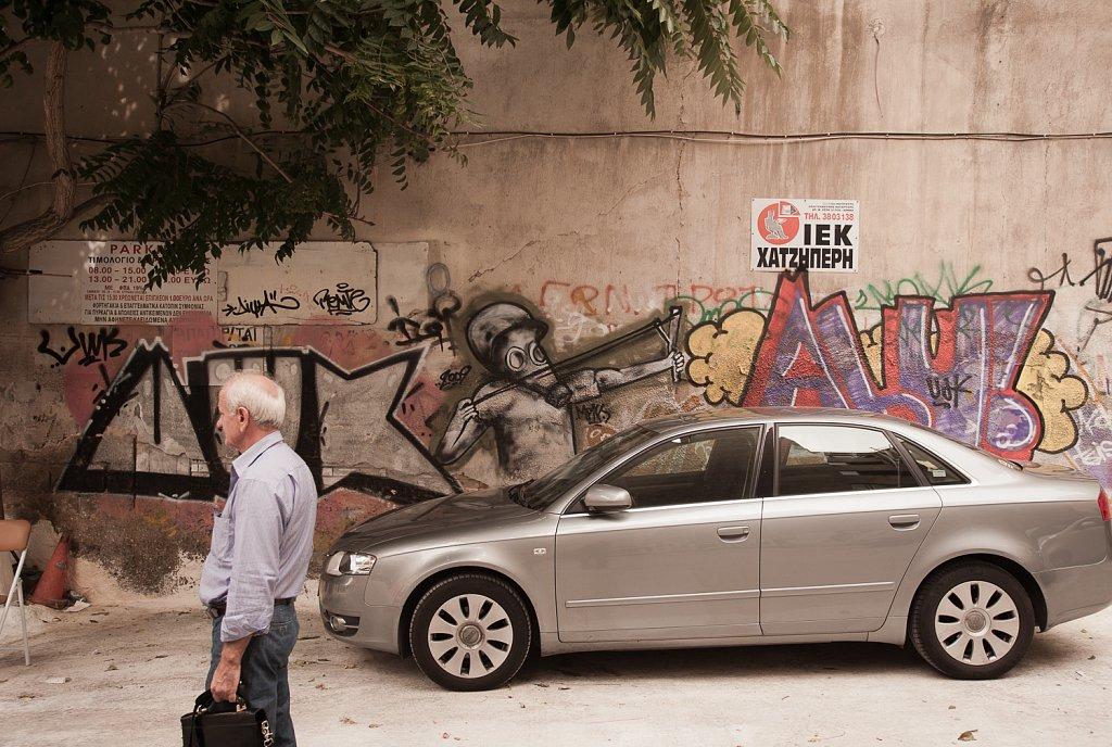 Parking, Athens - Athen (2009)