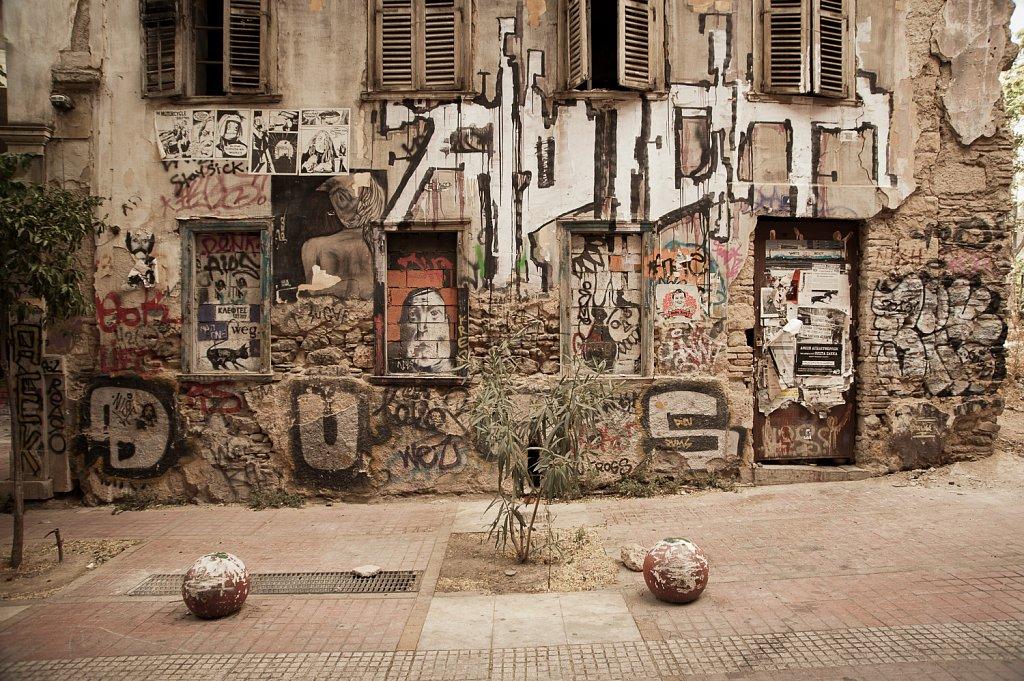 Exarchia, Athens - Athen (2013)